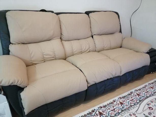 Продам диван реклайнер в отличном состоянии