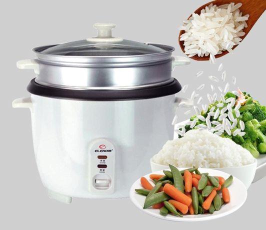 ГАРАНЦИЯ! Оризоварка-съд за готвене на пара с незалепващо покритие