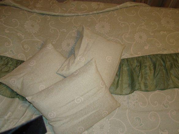 покривала за ъглови легла 2 броя
