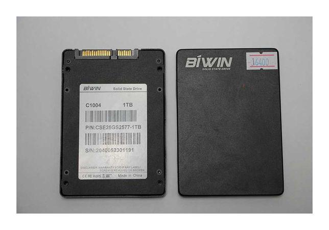 Жесткий диск SSD 1 Tb SATA 2.5 - slim 7mm Biwin Алматы