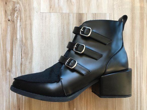 Дамски обувки/боти