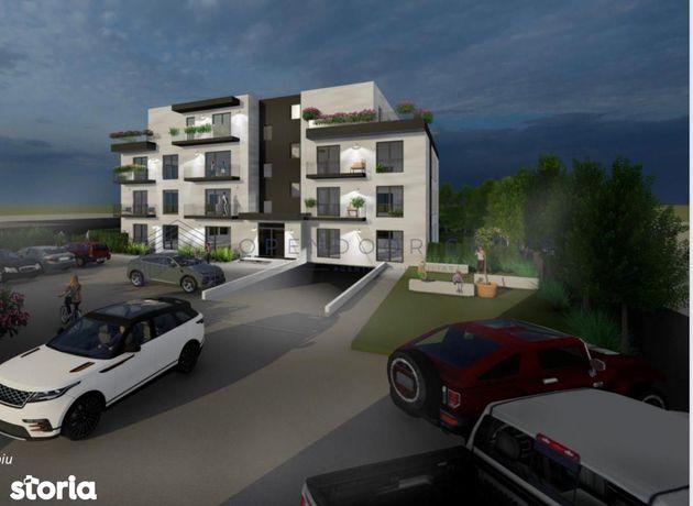 Ap.cu 3 camere si parcare subterana de vanzare in zona Turnisor