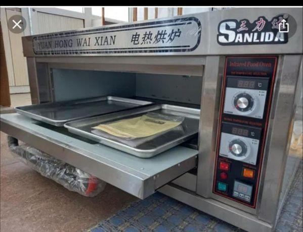 Sanlida печь универсал новый