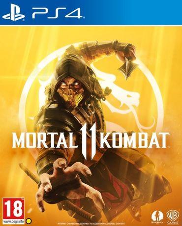 Игра Mortal Kombat 11 / PS4 / Игра / Нова /Playstation4 ,PS5,PS4 PRO