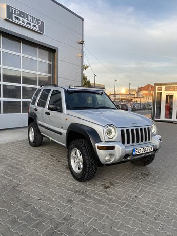 Jeep Cherokee 2.5 crd Limited Edition