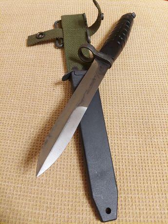 Baioneta M1965 AK5 G3 suedez impecabila
