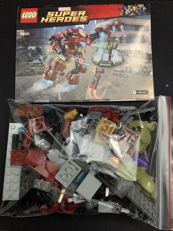 Lego Marvel Super Heroes Hulkbuster