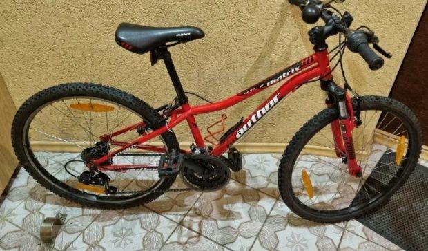 Велосипед Author оригинал колеса 24 от 8 до 12 лет