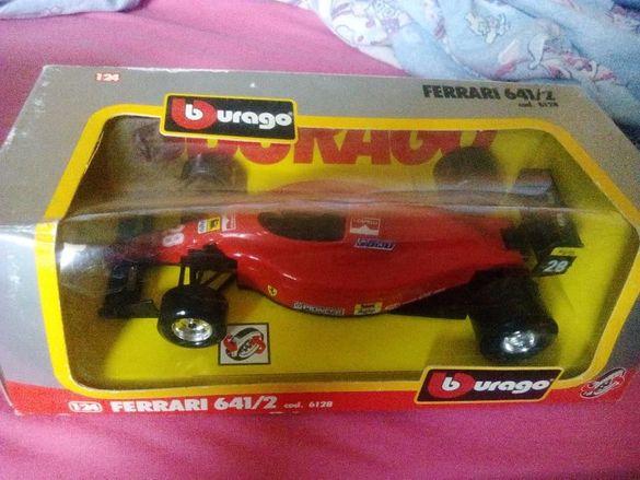 Bburago Ferrari 641/2 - I.Capelli 28 - 1/24