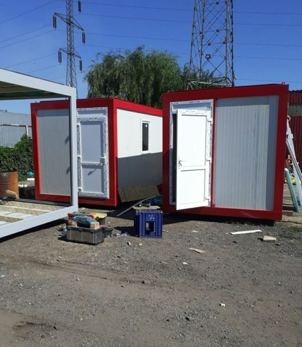Container de locuit organizare de santier depozitare birou magazin Alba Iulia - imagine 1