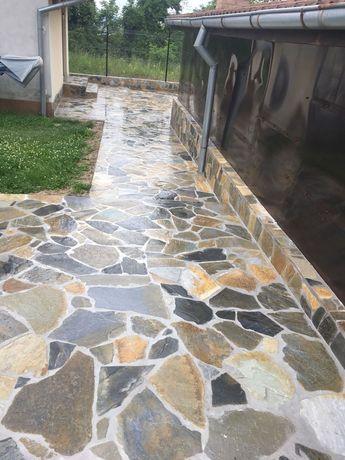 Vand si montez piatra naturala