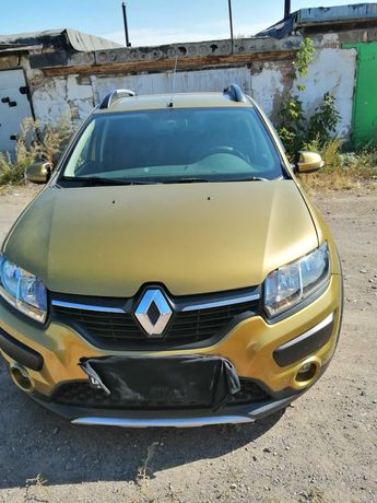 Продажа автомобиля Renault Sandero Stepway
