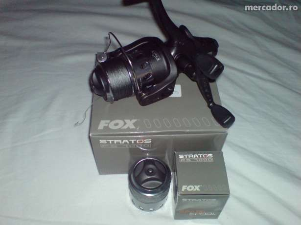 Mulineta FOX STRATOS FS 7000