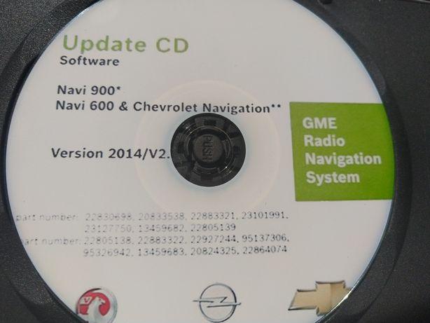 Update Software Navi 900