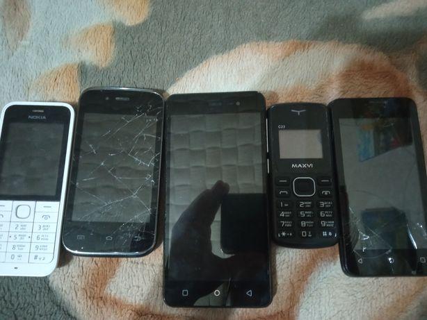 Телефон lnol 2     рабочий