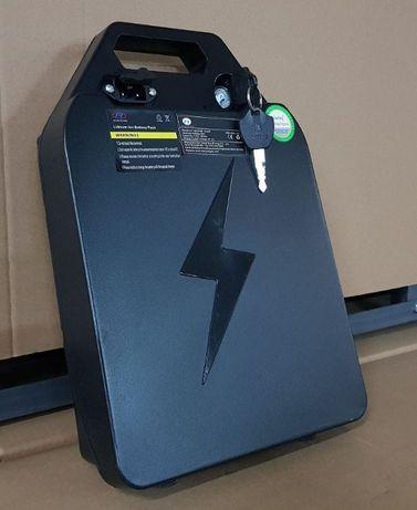Батерии за електрически скутери ХАРЛИ, HARLEY, триколки, ховърборди