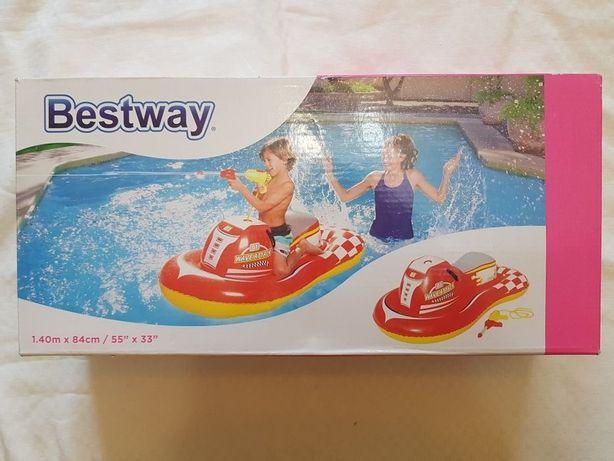 Barca piscina gonflabila Bestway waveatack
