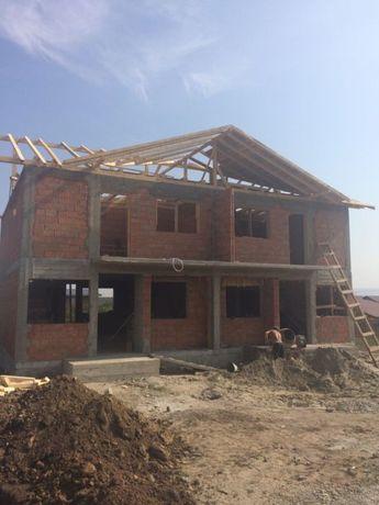 Constructii,amenajari,termosistem,instalatii sanitare,electrice,termic