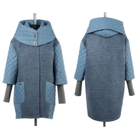Продам пальто демисезонное 54 размера