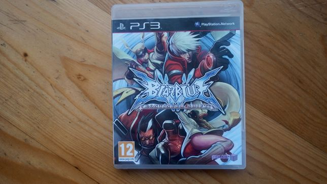 Vand Blazblue Continuum Shift PS3 ( Play Station 3 )
