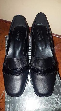Pantofi piele naturala 38