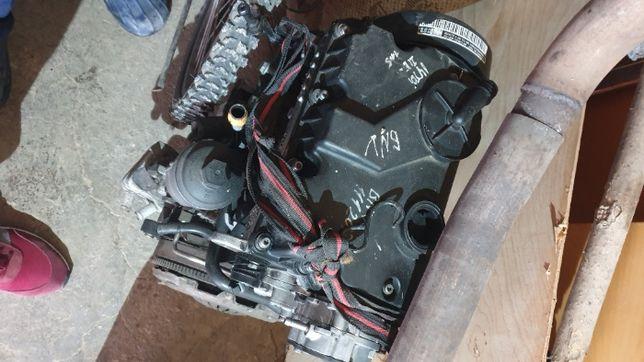 Dezmembrez motor vw bnv 1.4 tdi de piese