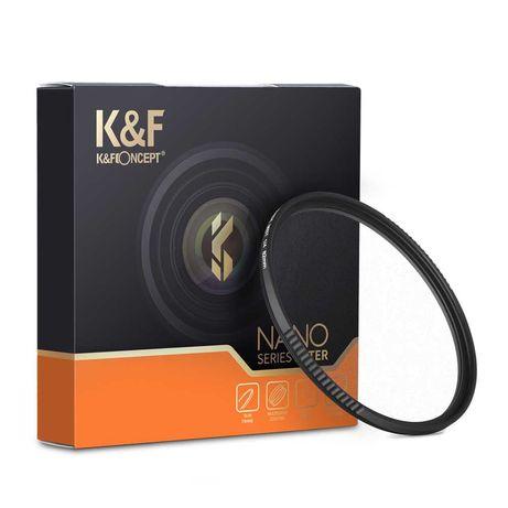 K&F Concept Black Mist 1/4 филтър