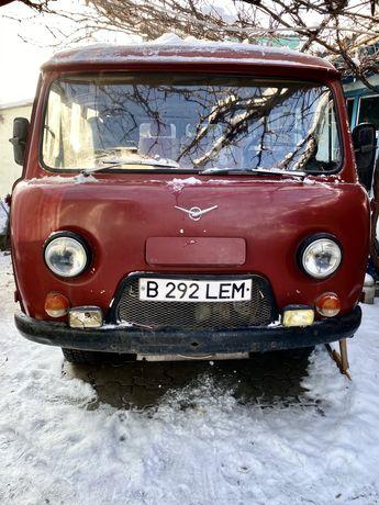 УАЗ 2206 (буханка)