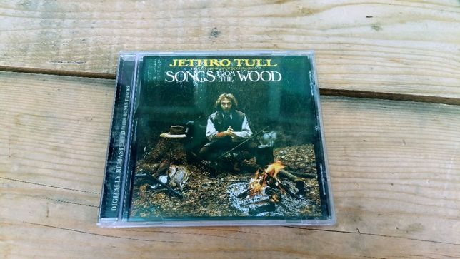 Jethro Tull - Songs From The Woods [remastered] (cd) 2003