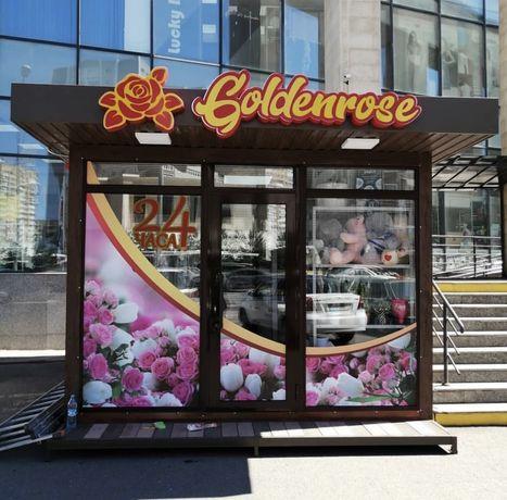 Сдам в аренду новый цветочный павильон в Астане