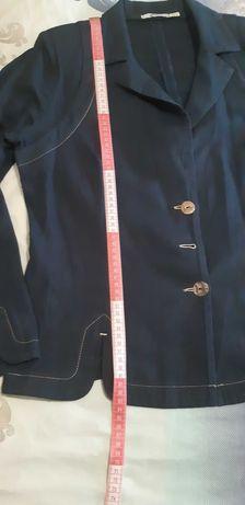 Дамско ленено сако