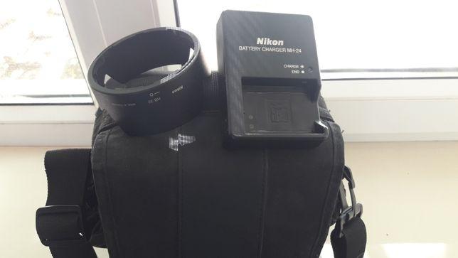 Продам фотоаппарат марки Никон D5100 недорого