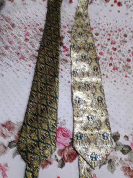 Cravate barbatesti Christian Dior si Dunhill