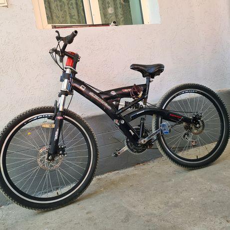 Срочно продаётся велосипед .