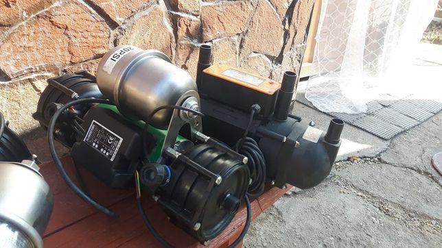 pompe apa circuit termic/menajer