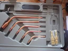 Оксиженна горелка и резак ТИГТАГ комплект в удобен куфар