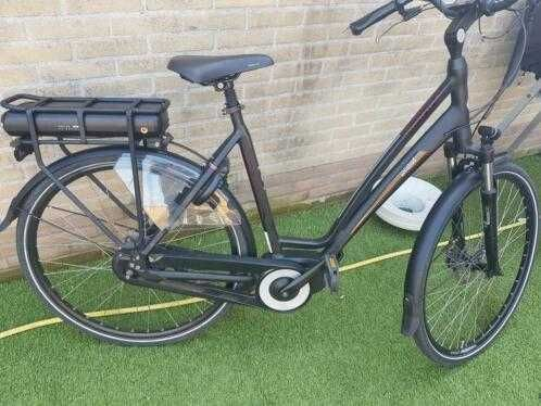 Bicicleta electrica Venton LRX 600