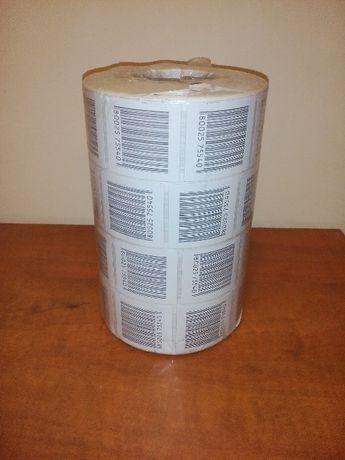 Радиочестотен етикет против кражби 4х4 баркод - 1000бр,/р.