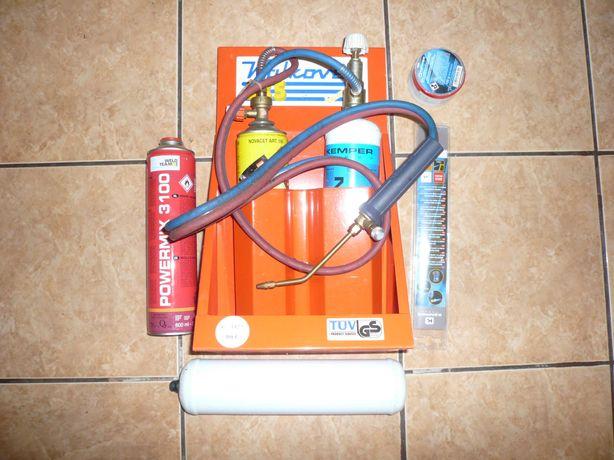 Mini aparat de sudura cu butelii gaz si oxigen.Walkover .