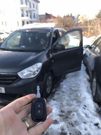 deblocare usa auto incuiata cheile in interior sau butuc stricat