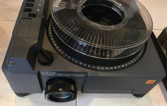 Kodak Ektapro 7000 Slide Projector