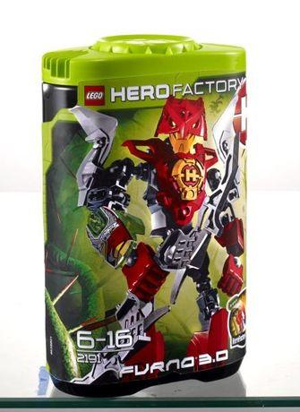 Оригинални Лего Hero Factory конструктори серия 4.0