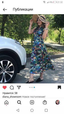 Продам новое летнее платье под Zara