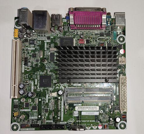 Материнская плата mini ITX Intel D425KT с процессором Atom