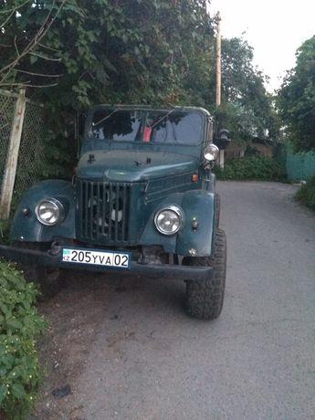 Ретро Газ-69 1954