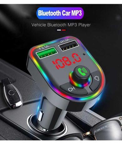 modulator Bluetooth Auto Fm chipset Xiaomi BTH incarcator auto 3A 2USB