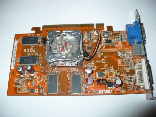 Placa video Asus EAX1050/td/256m