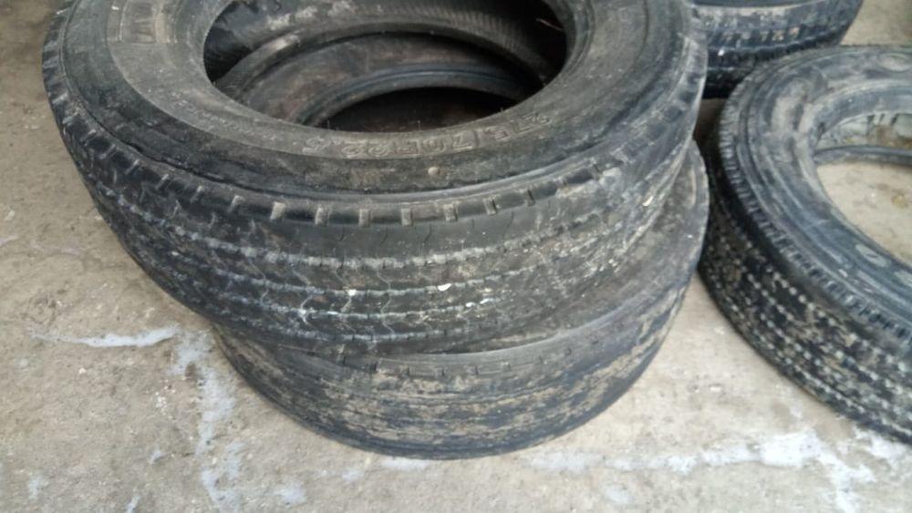 Продам шины б.у на все виды техники Рудный - изображение 1
