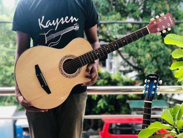 Акустические гитары высокого качества Акция! Алматы Чехол в Подарок