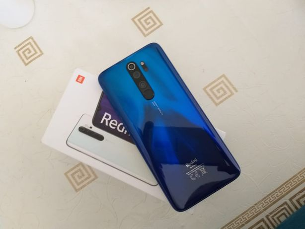 Продам Redmi note 8 pro 6/64 в идеальном состоянии!